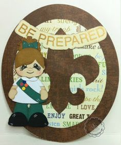 Be Prepared~ – ScrappyDew