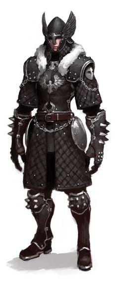 Imperial Bodyguard / Vindictus.