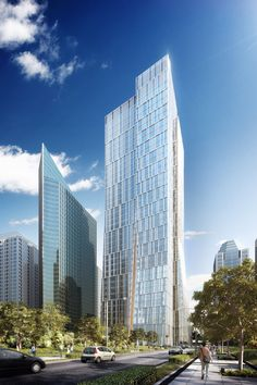 Gallery - Sequis Centre Tower / KPF - 7