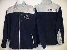 Penn State Denali Style Jacket Navy Body  www.NittanyOutlet.com