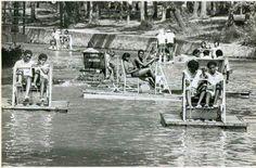 MAY 1984 BRACKENRIDGE PARK Brackenridge Park, Texas Hill Country, San Antonio, Vintage Photos, Fair Grounds, Postcards, Travel, Viajes, Destinations