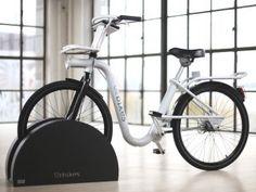 A Copenhagen electric bike