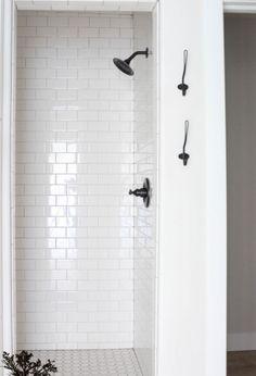 Ideas Bathroom Shower Tile Remodel Interior Design For 2019 Room Tiles, Bathroom Floor Tiles, Basement Bathroom, Bathroom Colors, Bathroom Ideas, Bathroom Small, Bathroom Black, Bath Ideas, Wall Tiles