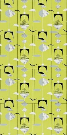 Mobiles Citrus/Black DFIF210216, £43.00 (http://www.britishwallpapers.co.uk/mobiles-citrus-black-dfif210216/)