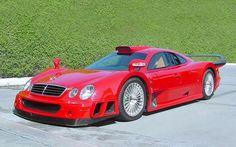 2002 Mercedes-Benz CLK GTR AMG Super Sport $3,300,000