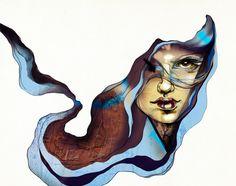 sara blake artist   Art Inspiration: Sara Blake Solo Exhibition in Sydney