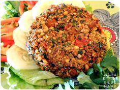 Ancient Red Pepper Falafel Burgers #vegan #glutenfree #soyfree