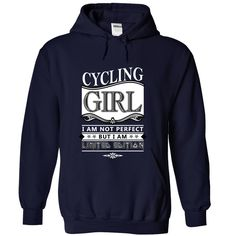 Cycling girl - I am limited edition - 0515
