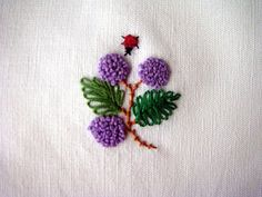Stumpwork embroidery   Flickr - Photo Sharing!