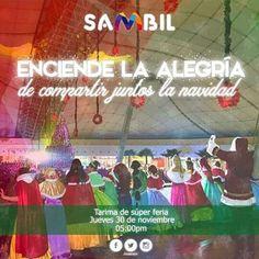 No te pierdas de este gran evento este jueves 30 de noviembre. En el sambil de #barquisimeto!. #Repost via  @amaaccademia