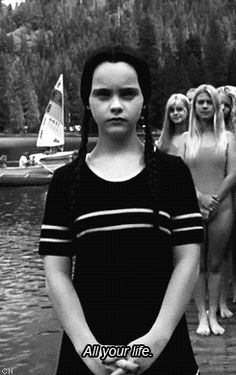 The Addams Family, Addams Family Wednesday, Addams Family Values, Movies Showing, Movies And Tv Shows, Los Addams, Christina Ricci, Family Movies, Wednesday Addams