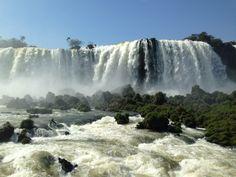 Cataratas de Iguazú en Puerto Iguazú,