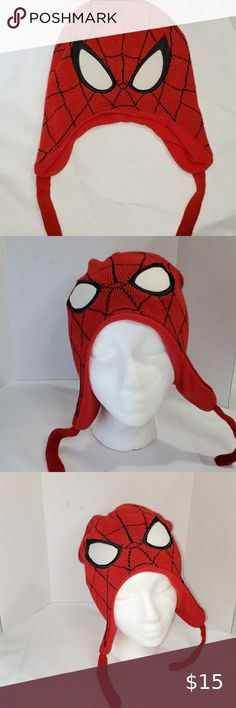 Men/'s Adult Beanie Hat ONE SIZE NWT Marvel Ultimate Spider-Man Boy/'s Youth