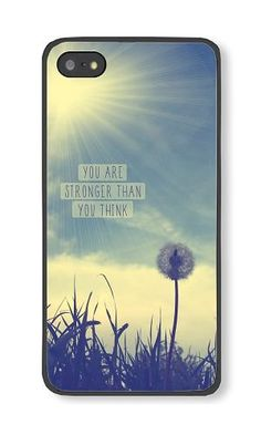 iPhone 5/5S Phone Case DAYIMM You Are Stronger Than You Think Black PC Hard Case for Apple iPhone 5/5S Case DAYIMM? http://www.amazon.com/dp/B017LLOR9A/ref=cm_sw_r_pi_dp_hduqwb02ZRN1P