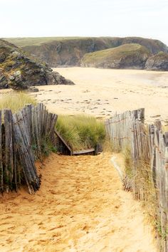 # a lovely sandy pathway to Tartine Gourmande Beach, Maritime Province, Prince Edward Island, Canada Oh The Places You'll Go, Places To Visit, Just Dream, Thinking Day, Prince Edward Island, Canada Travel, Island Life, Belle Photo, Beautiful Beaches