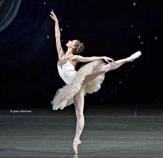 Ekaterina Kondaurova in Diamonds from George Balanchine's Jewels Photos by Gene…