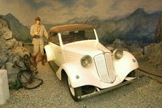 Tatra Muzeum - Regionální muzeum Kopřivnice