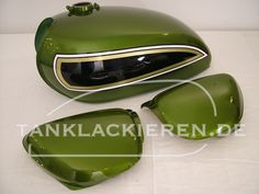 Honda cb 500 (US candy jade green Honda Cb 500, Cb550, Colour Shades, Motorcycle Tank, Honda Motorcycles, Jade Green, Scrambler, Sport Bikes, Custom Bikes