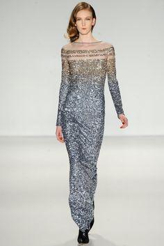 Pamella Roland Fall 2014 Ready-to-Wear Fashion Show