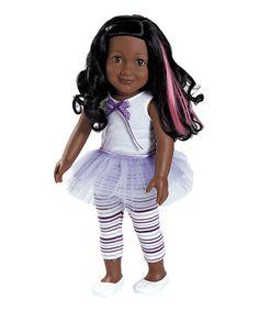 This 18'' Kayla Adora Friends Doll is perfect! #zulilyfinds