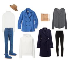 """""""Winter14"""" by fancywan on Polyvore featuring UGG, Uniqlo, Chloé, Boohoo, L.L.Bean, Givenchy, A.L.C., SCHA and Amanda Christensen"""