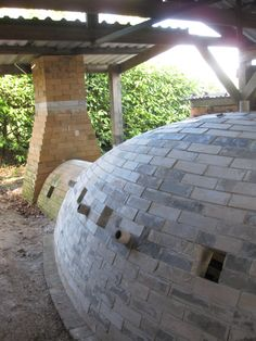 Svend's New Kiln | Svend Bayer Pottery