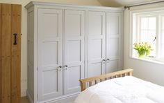 Bed and Bathrooms - Handmade Kitchens | Traditional Kitchens | Bespoke Kitchens | Painted Kitchens | Classic Kitchens