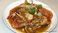 La cuina de sempre: Sarsuela de peix i marisc amb suquet