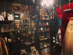 """2,243 Likes, 34 Comments - The Glass Coffin (@the.glass.coffin) on Instagram: """"2 more days till the Soft opening of The Glass Coffin: Vampire Parlour #Oddities #Curiosities…"""""""