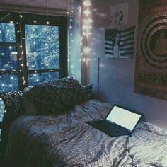 Bedroom Ideas For Teen Girls, Teenage Girl Bedrooms, Girls Bedroom, Teen Rooms, Hippie Bedrooms, Bedroom Stuff, Tumblr Bedroom, Tumblr Rooms, Awesome Bedrooms