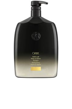 Oribe was founded by renowned editorial and celebrity hairstylist Oribe Canales and beauty industry veterans Daniel Kaner and Tev Finger with the goal of creating a new kind of hair company - one that was developed with the most talented salon professionals and the most discriminating customers in mind. In leveraging skincare technology and natural actives to deliver high-performance, treatment-based products, Oribe firmly believes that healthy hair is the #WhyHairLoss
