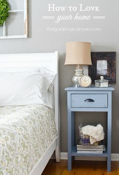 Give your home some love by restyling it with items you already own.