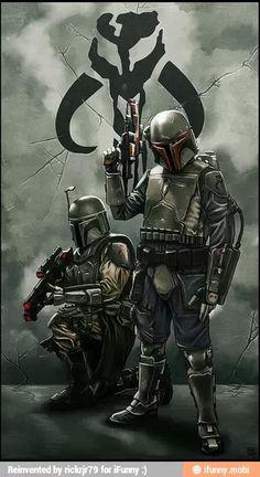 Star Wars Boba Fett Cool Geek