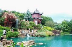 Montreal Botanical Gardens, Montreal, Canada