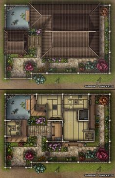 House Map, D House, Fantasy Map, Fantasy World, Building Map, Building Ideas, Rpg Map, Home Brewery, Dungeons And Dragons Homebrew