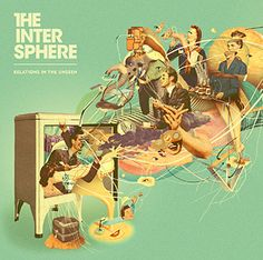 German Rockers THE INTERSPHERE Present New Album Cover and Free Single + Tour Dates