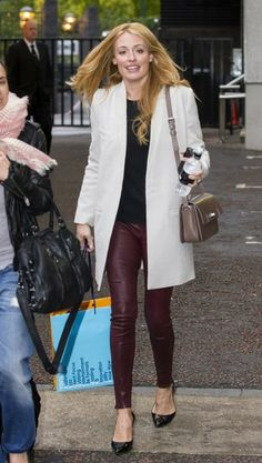 Cat Deeley - Cat Deeley Leaves the ITV Studios