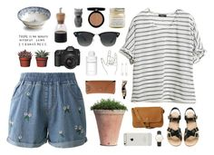 """""""Don't stop me now, I'm having such a good time, I'm having a ball"""" by crunchypeanutbutter ❤ liked on Polyvore featuring Chicwish, Ray-Ban, Byredo, Aesop, A.P.C., Brooklyn Candle Studio, Giorgio Armani, Villeroy & Boch, Fat Face and Arte Italica"""