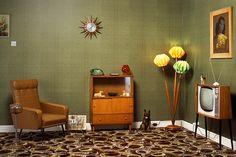 living room 1960s by stevetaylor.fivefour, via Flickr