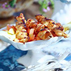 Jamaican Jerk Chicken Skewers Recipe | Food Recipes - Yahoo! Shine