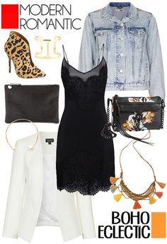 Fancy Finds: Slip Dress Trend