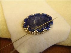 another way to capture a cab. Nice look but site needs translation.  #seed #bead #tutorial