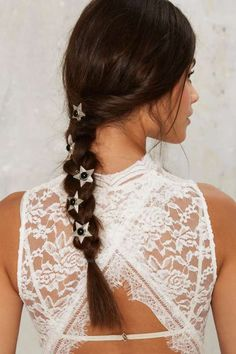 Shooting for the Best Hair Clips - Fall Bohemia