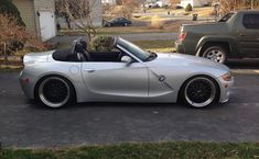VWVortex.com - FS: 2003 BMW Z4 Roadster - Immaculate! 5spd Manual - VA