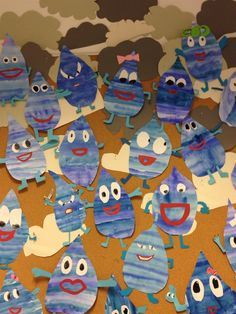 Kuvis ja askartelu 2 - www.opeope.fi Autumn Crafts, Christmas Crafts, Art Projects, Projects To Try, Diy And Crafts, Arts And Crafts, Sunday School Lessons, Art Lessons, Art For Kids