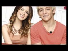 """""""I love Christmas"""" Ross Lynch and Laura Marano. """" you might have to pucker up and kiss someone""""- ROSS ( in I love Christmas)-kc"""