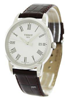 6ef55fa998c Tissot Classic Dream T033.410.16.013.01 Mens Watch Singapore