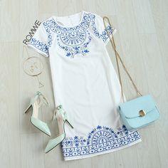 Love blue wear
