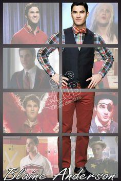 #BlaineAnderson #Glee #DarrenCriss