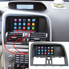 Wholesale prices US $330.00  6.2 inch Android Car GPS Navigation for VOLVO XC60 Car Video Player WiFi Bluetooth Mirror-link Upgraded Original Car Radio  #inch #Android #Navigation #VOLVO #Video #Player #WiFi #Bluetooth #Mirrorlink #Upgraded #Original #Radio  #CyberMonday
